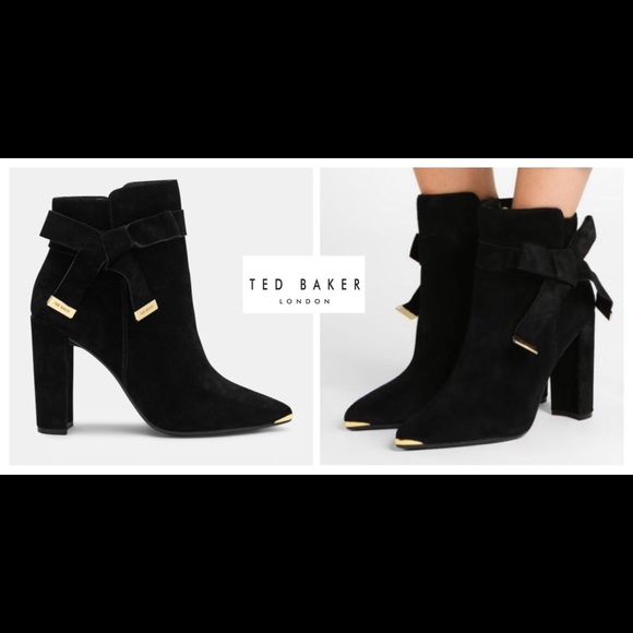 130736357e851d Ted Baker London Sailly Suede Ankle Boots